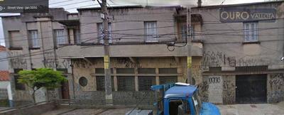 Galpão Para Alugar, 1300 M² Por R$ 38.000/mês - Tatuapé - Ga 190713 D - Ga0433