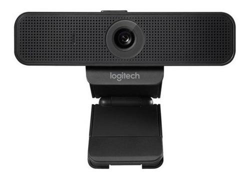 Webcam Logitech C925e Profissional Full Hd 1080p Usb 30fps