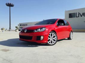 Volkswagen Golf Gti 2012 3 Puertas 35 Aniversario Dsg Escape