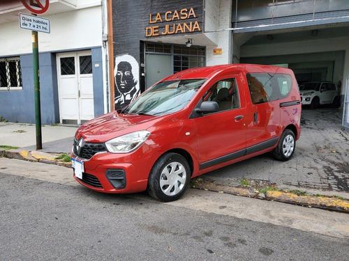 Renault Kangoo Ii Life 1.6 Sce 5 Asientos Okm 2020