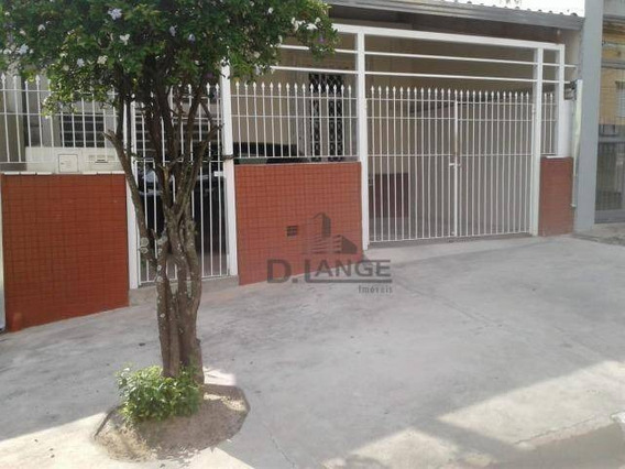 Linda Casa Recém Reformada Para Venda Na Vila Industrial - Ca12965