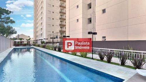 Apartamento Com 2 Dormitórios À Venda, 57 M²  - Bom Retiro - São Paulo/sp - Ap29225