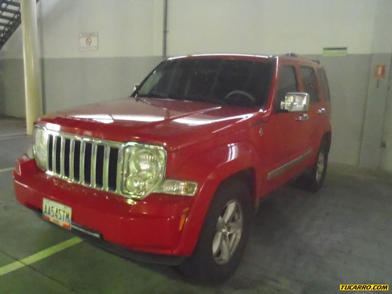 Jeep Cherokee Limited Kk- Automatico