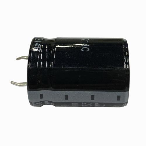 Capacitor Electrolitico Blindado 220uf 250v