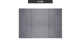 Policarbonato Alveolar Fumê 2,10x6mts 4mm