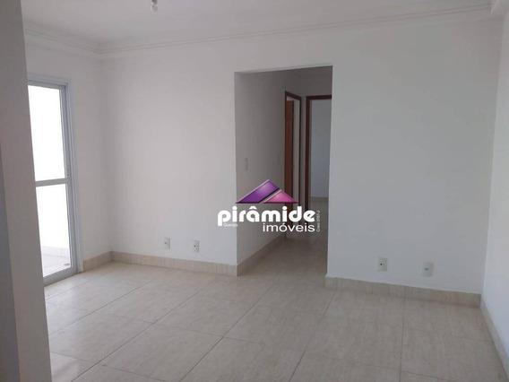 Apartamento Com 2 Dormitórios À Venda, 60 M² Por R$ 269.900 - Jardim São Dimas - São José Dos Campos/sp - Ap10632