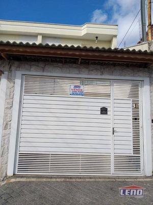 Sobrado Com 3 Dormitórios À Venda, 92 M² Por R$ 520.000,00 - Penha - São Paulo/sp - So0340