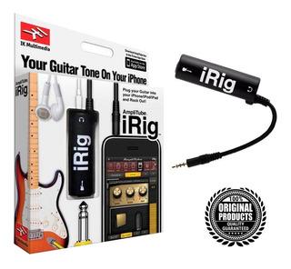 Irig Interfaz De Audio Para iPhone/iPod Haz Streaming Orig.
