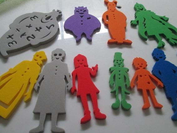 Natura Criança Personagens Do Sitio Picapau Amarelo Bb080
