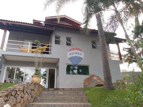 Imagem 1 de 28 de Casa Com 4 Dormitórios À Venda, 350 M² Por R$ 2.800.000,00 - Condomínio Osato - Atibaia/sp - Ca5784