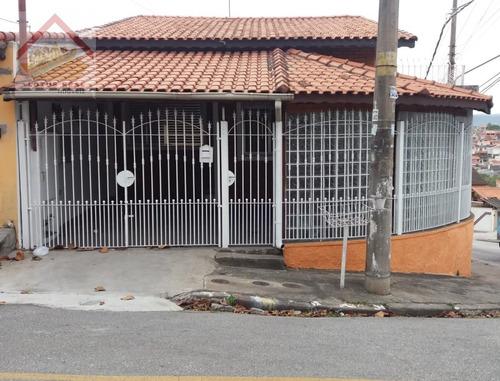 Casa A Venda No Bairro Vila Rosália Em Guarulhos - Sp.  - 816-1