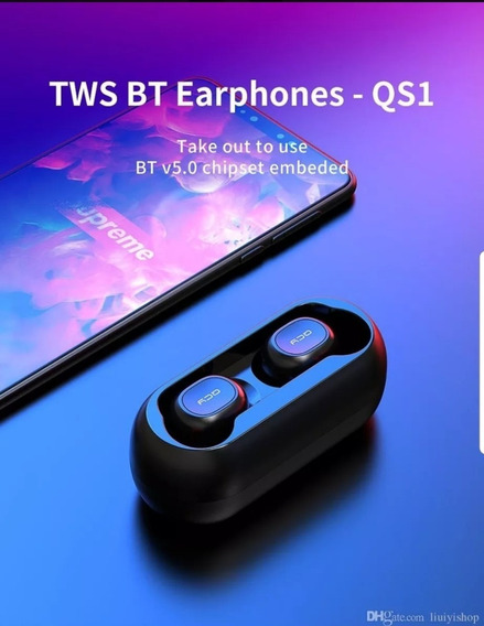 Earphones Qcy Qs1 Bluetooth 5.0