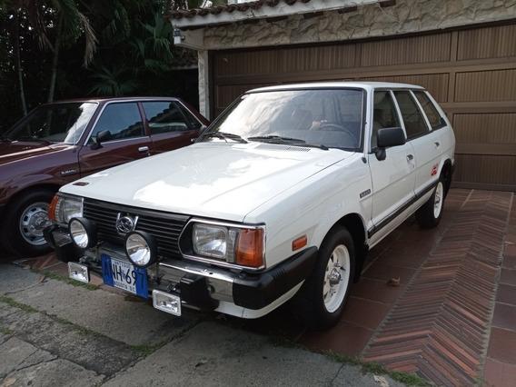 Subaru Leone 1981 1.8 4wd Gl