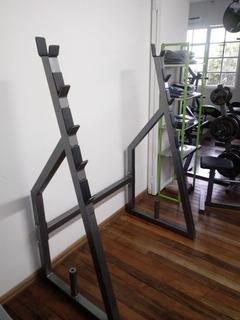 Soporte Para Sentadillas (squat Rack) Hardy