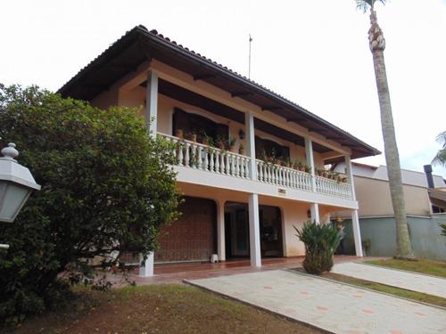 Casa Com 4 Dormitórios À Venda Com 450m² Por R$ 1.700.000,00 No Bairro Santa Felicidade - Curitiba / Pr - Cs0685