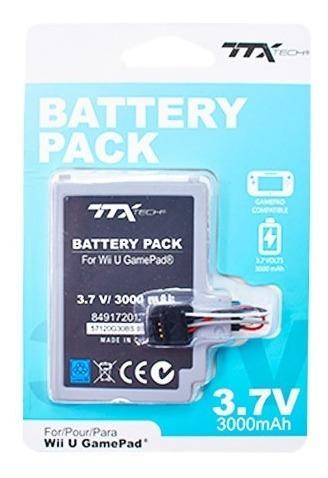 Bateria Gamepad Wii U