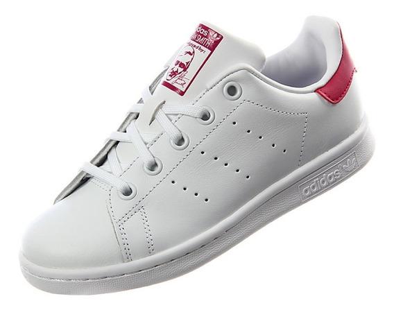 Tenis adidas Stan Smith Ba8377 Original Envio Gratis Niña