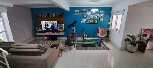 Imagem 1 de 12 de Sobrado Com 3 Dormitórios À Venda, 200 M² Por R$ 750.000,00 - Jardim Oasis - Taubaté/sp - So2353