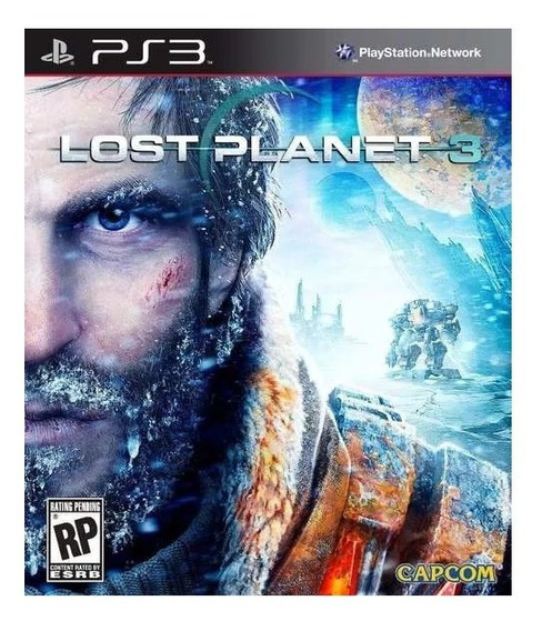 Lost Planet® 3 Ps3 Midia Digital Psn 16gb