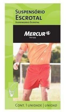 Mercur Suspensório Escrotal P (kit C/12)