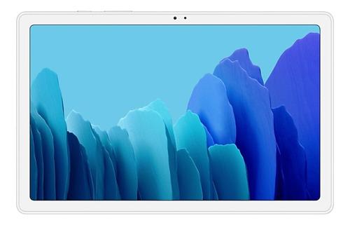 """Imagen 1 de 5 de Tablet  Samsung  Galaxy Tab A7 SM-T500 10.4"""" 64GB silver con 3GB de memoria RAM"""