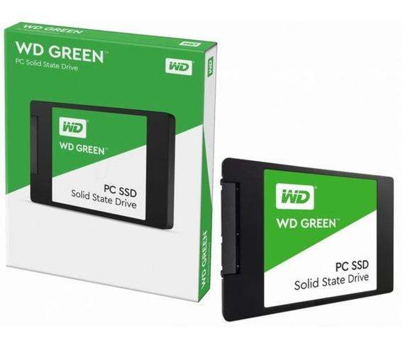 Hard Disk Ssd 240 Gb Sata 3 Western Digital - Wds240g2g0a