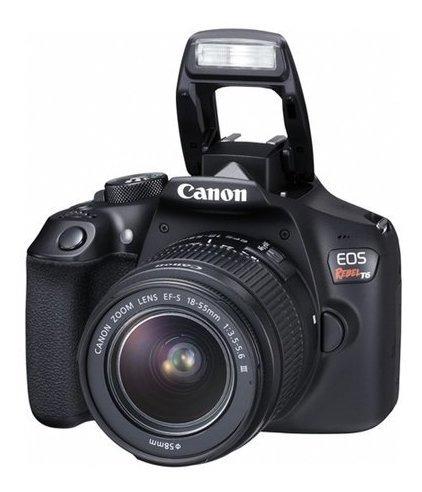 Camera Canon Eos Rabel T6 Dslr