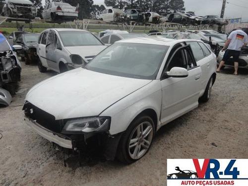 Audi A3 Sportback 2012 2.0 Tfsi Sucata Para Retirada De Peça