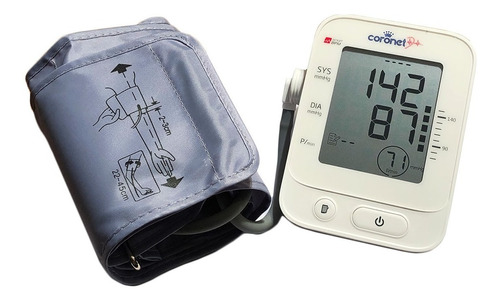 Tensiómetro Digital Automático De Brazo Coronet