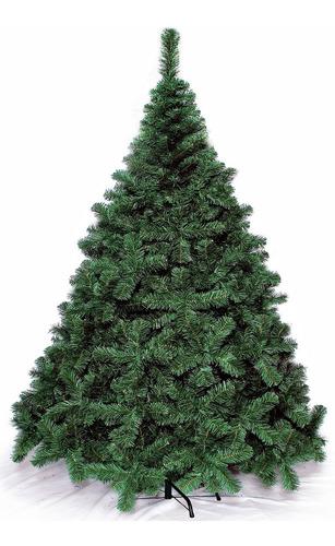 Árbol De Navidad Premium 1,50 Mts Pie Metálico - Sheshu
