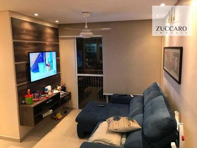 Apartamento Com 3 Dormitórios À Venda, 65 M² Por R$ 340.000 - Ponte Grande - Guarulhos/sp - Ap12968