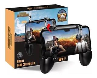 Gatillos Joystick W11+ Gamepad R1 L1 Fornite Pugb Free Fire