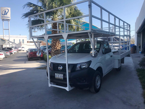 Nissan Np300 2.4 Doble Cabina Se Aa Pack Seg Mt 2018