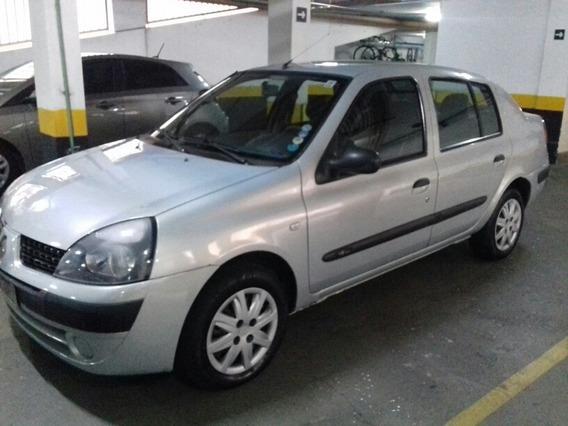 Renault Clio Sedan 1.6 16v Expression 4p 2005