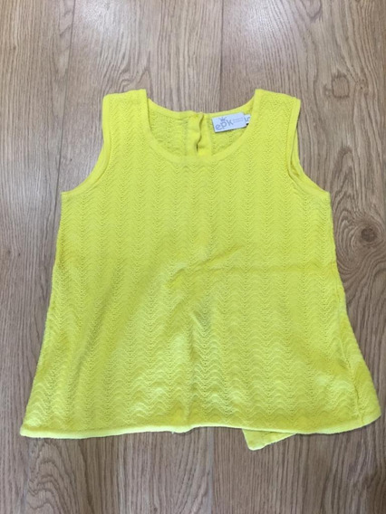 Blusa/franelas Para Niñas Usadas En Perfecto Estado