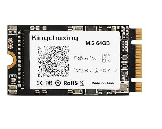 Ssd M2 Ngff Kingchuxing 64gb 2242mm Compativel C/ Legacy
