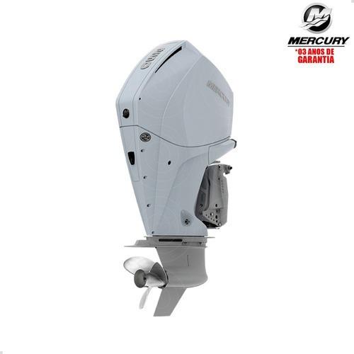 Motor De Popa Mercury 4 Tempos 250 Hp Dts ( Cor Branco )zero