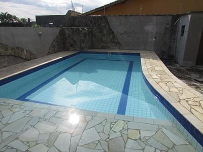 448-casa Alto Padrão Com 230 M², Á 200 Metros Da Praia.