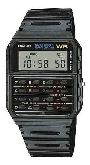 Relogio Casio Masculino Calculadora Ca-53w 1z Digital
