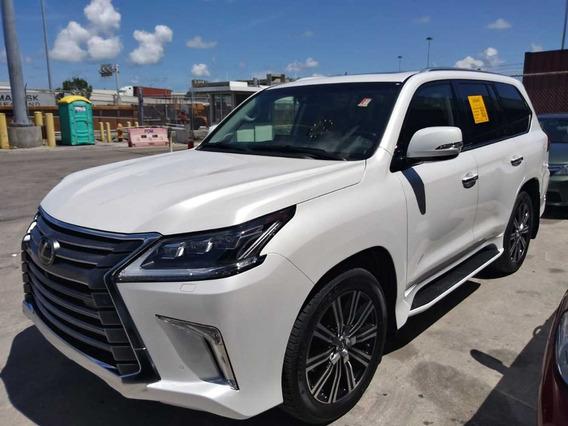Lexus Lx 570 Modelo 2019