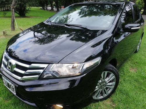 Honda City 1.5 Ex-l At 120cv 2013