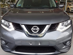 Nissan X-trail 2017 Advance 3 Row Como Nueva Estrena Ya!