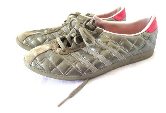 Zapatillas adidas Mujer Cobre Sleek Series Usa 38 Fr 40