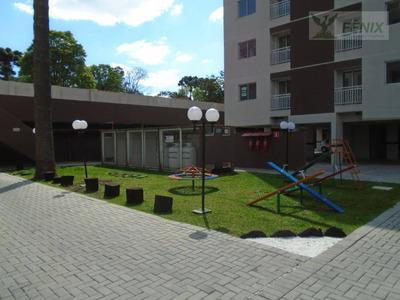 Apartamento Com 2 Dormitórios Para Alugar, 57 M² Por R$ 750/mês - Jardim Cláudia - Pinhais/pr - Ap0613