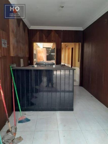Sobrado Comercial Para Alugar, 500 M² - Vila Mariana - São Paulo/sp - So0011