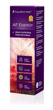 Af Energy Aquaforest - Alimento Para Corais 10ml