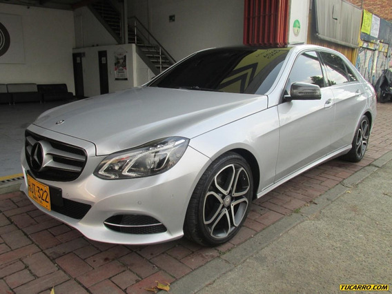 Mercedes Benz Clase E Elegance 2.0