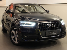 Audi Q3 2.0 Tfsi Ambition S-tronic Quattro 5p Blindado