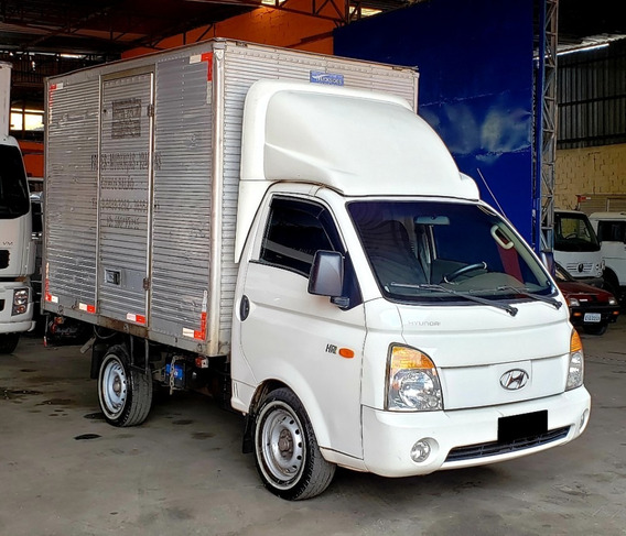Hyundai Hr 2.5 Tci Diesel Baú - 2011