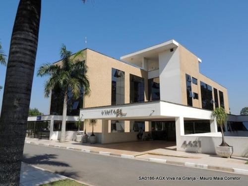 Imagem 1 de 22 de Sala Em Granja Viana, Cotia/sp De 34m² À Venda Por R$ 190.000,00 - Sa761314